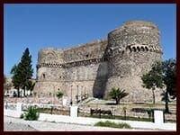 Castello Aragonese Reggio Calabria centro B&B degli Ottimati
