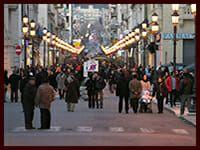 Corso Garibaldi B&B degli Ottimati Reggio Calabria centro